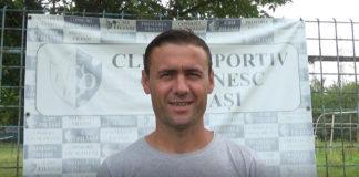 Aurel Lupu, unul dintre stâlpii de bază ai echipei CSO Filiaşi (Foto: Alex Vîrtosu)