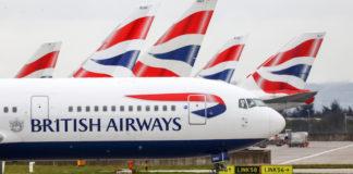 British Airways amendat cu 230 milioane de dolari