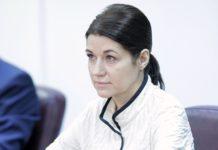 Corina Corbu, validată de CSM în funcţia de preşedinte al Instanţei supreme
