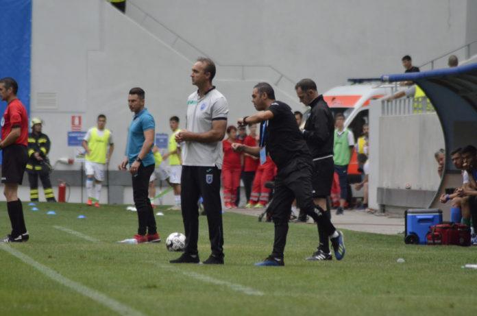 Corneliu Papură are un bilanț foarte bun în acest sezon: 4 meciuri, 4 victorii (Foto: Alex Vîrtosu)
