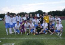 Viitorul Cârcea va juca pe teren propru împotriva echipei CS Strehaia (Foto: Alex Vîrtosu)