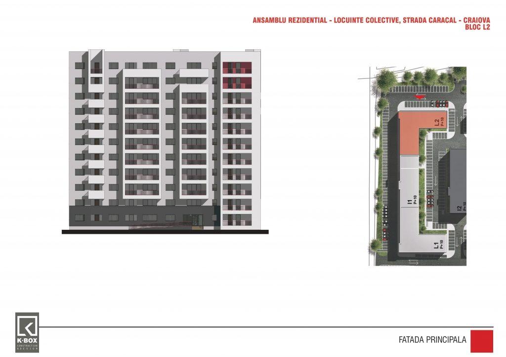 Cum va arăta primul bloc din cartierul chinezesc, conform proiectantului