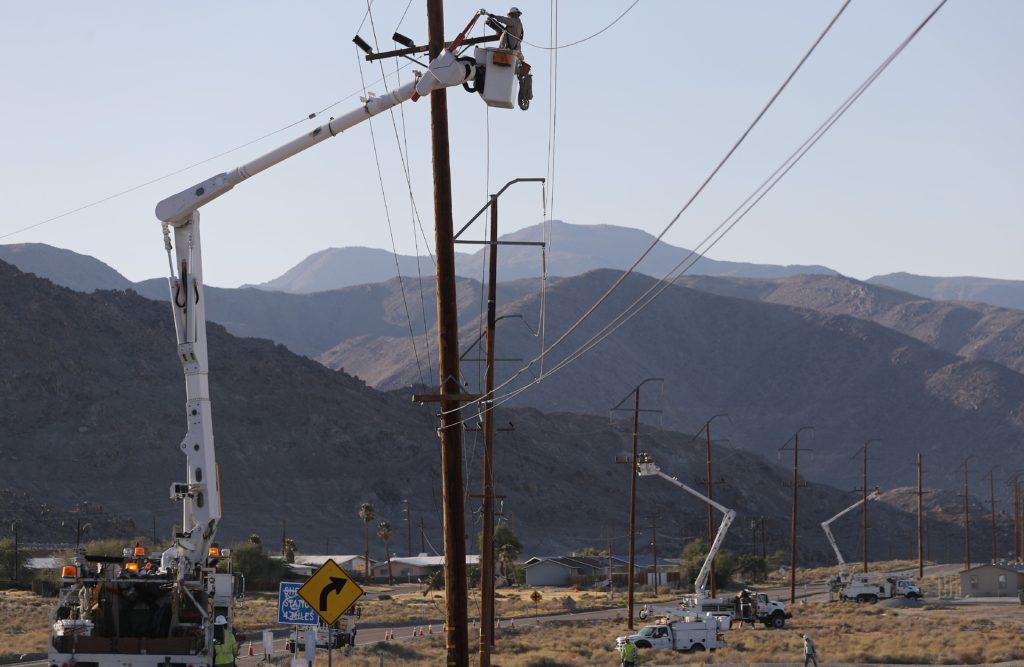 California este în stare de urgenţă