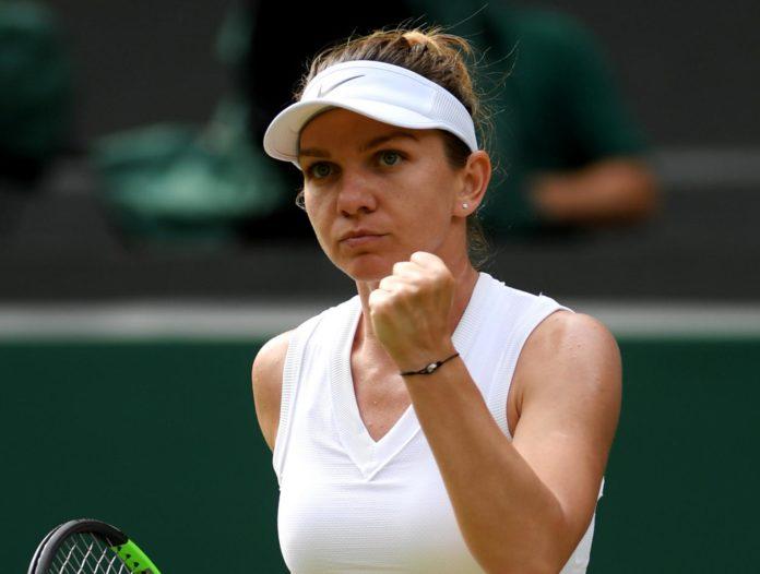 Simona Halep, în finala de la Wimbledon