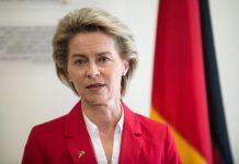 Preşedinta Comisiei Europene, Ursula von der Leyen: Uniunea Europeană va acorda țărilor partenere sprijin financiar de peste 15,6 miliarde de euro