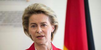 Ursula von der Leyen a fost desemnată preşedintă a Comisiei Europene