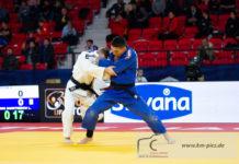 Lucian Borş Dumitrescu a cucerit medalia de aur în proba de 66 kg