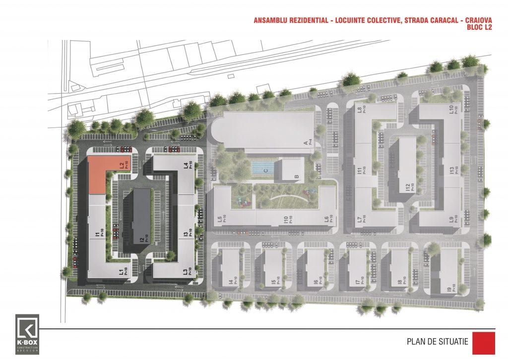 Plan de situatie cartierul chinezesc
