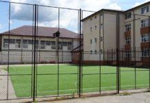 Şcoală modernizată cu bani europeni