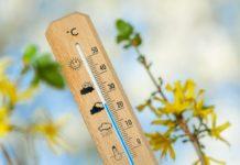 Vremea se încălzește în următoarele zile