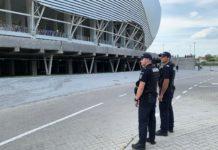 """Măsuri de ordine pentru meciul internațional de pe stadionul """"Ion Oblemenco"""""""