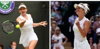 Halep şi Svitolina joacă joi, de la ora 15, la Wimbledon