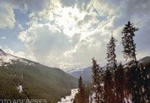 Zăpadă în iulie: a nins în Munții Rodnei