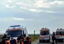 Cinci persoane au fost rănite, în urma unui accident