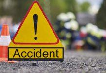 Accident rutier cu 40 de oameni implicați