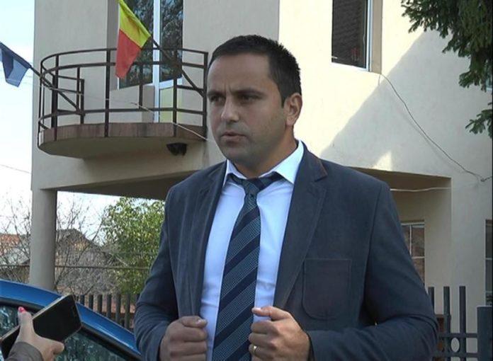 Anchetă la Primăria din Albeni - Foto: Primarul din Albeni, Ionuț Stan