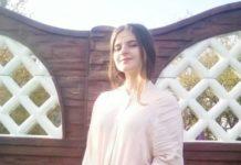 Alexandra Măceşanu a apelat la o maşină de ocazie pentru că nu era microbuz