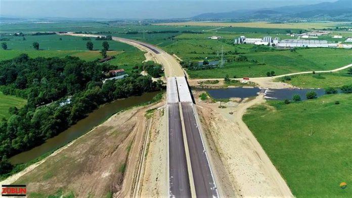 Autostrada A10 Sebeș - Turda: Cuc spune că Lotul 1 va fi deschis în acest an