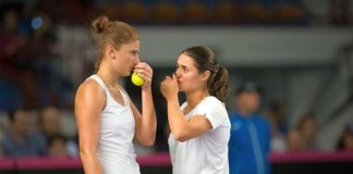 Irina Begu şi Monica Niculescu s-au calificat în optimile probei de dublu, la Wimbledon