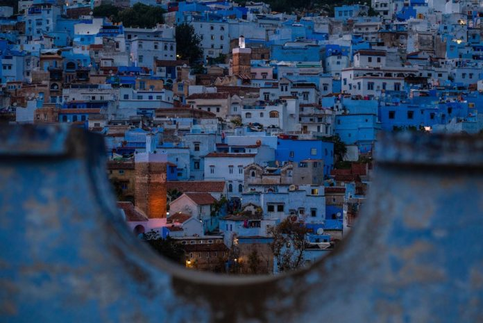 Chefchaouen, orasul albastru din Maroc