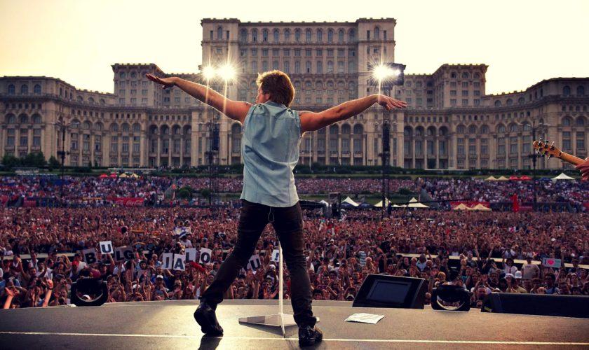 Jon Bon Jovi a dezamăgit fanii români