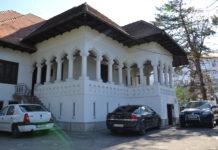 """Casa """"Barbu Gănescu"""", în care a locuit Constantin Brâncuși între 1937 – 1938"""