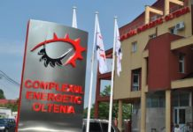 Complexul Energetic Oltenia are cinci sucursale