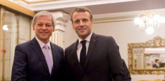 Cioloș și Macron
