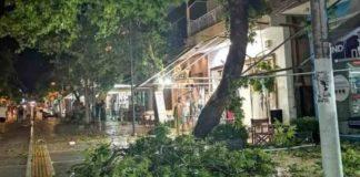 Bărbatul care şi-a pierdut familia în urma furtunii din Halkidiki, adus în ţară