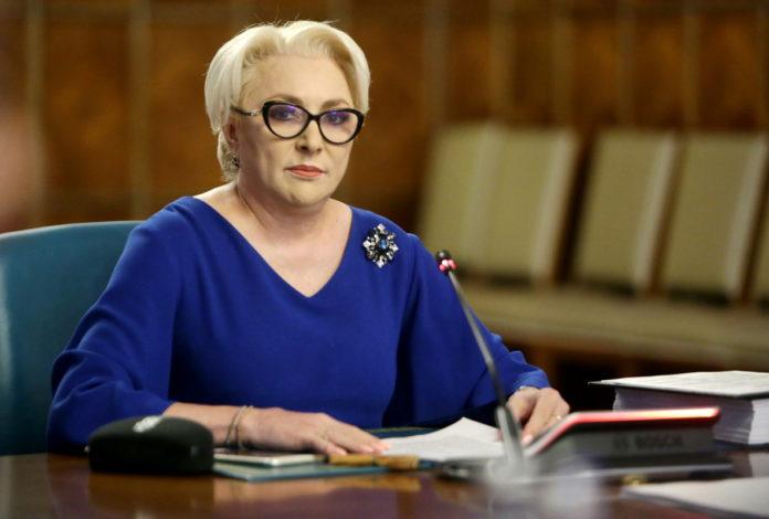 Dăncilă anunță că va veni cu remanierea în Parlament după moțiunea de cenzură