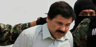 """""""El Chapo"""" - Joaquin Guzman (Foto: France 24)"""