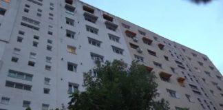 Un copil de 2 ani a murit după ce a căzut de la etajul 9