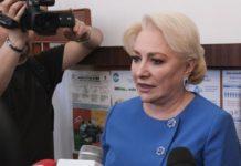 Viorica Dăncilă anunță că l-a numit pe Vasile Ciurchea la CNAS