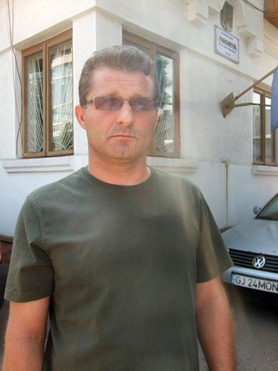 Fostul sindicalist Cristea Fluerătoru, încarcerat