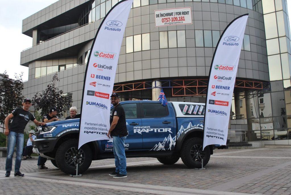 Echipa Ford Plusauto
