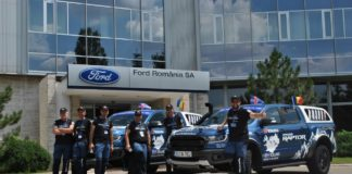 "Echipa Ford Plusauto care a plecat în expediţia din Islanda - ""Ranger Raptor Iceland - Going to the limits!"""