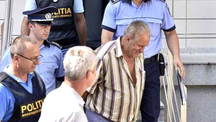 Gheorghe Dincă a fost internat de mai multe ori la Psihiatrie