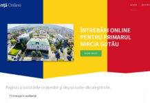 Platforma de audienţe on-line gutau.ro