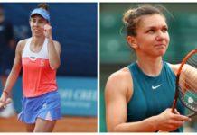 Simona Halep va juca în turul 2 cu Mihaela Buzărnescu