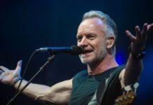 """Sting continuă anularea concertelor """"la recomandarea medicilor"""" ."""
