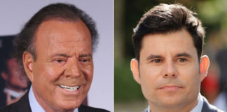 Julio Iglesias mai are încă un copil