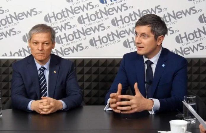 Dan Barna va fi candidatul USR-PLUS la prezidențiale, iar Dacian Cioloș este propunerea de premier, au stabilit ,astăzi, liderii celor două partide. Decizia urmează a fi validată și de forurile de conducere ale formațiunilor.