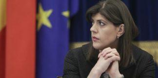 Parchetului European: Kövesi rămâne singură în cursa pentru șefie