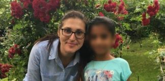 Judecătoria Slatina decide dacă fetiţa de 8 ani poate pleca în SUA