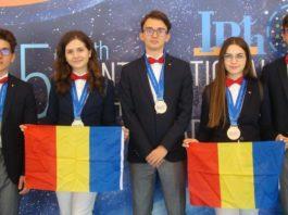 Lotul României a obținut 5 medalii la Olimpiada Internațională de Fizică