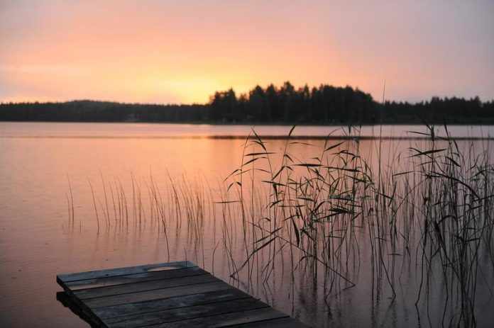 """Tropical nights in Norway and Sweden: Canicula reached northern Europe """"title ="""" Tropical nights in Norway and Sweden: Canicula reached northern Europe """"/><figcaption class="""