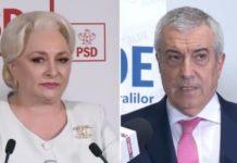Viorica Dăncilă, întâlnire cu Tăriceanu și Ponta