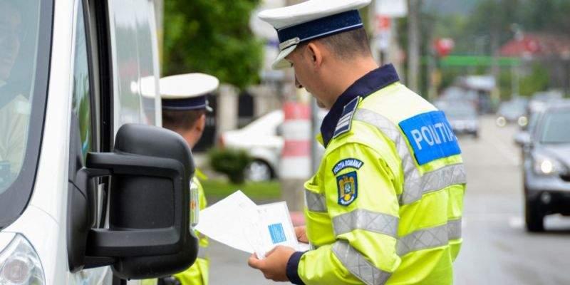 18 şoferi au rămas fără permis auto