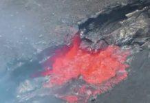 Vulcanul de sub lacul Sfânta Ana s-a reactivat