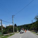 Amenajarea străzii Straubing este la final